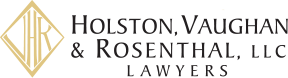 Logo of Holston, Vaughan & Rosenthal, LLC
